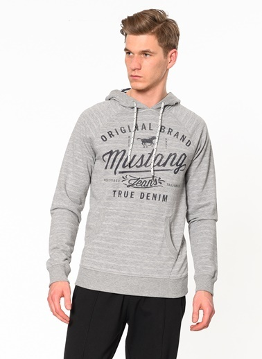 Sweatshirt-Mustang
